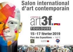ART3F TOULOUSE 2019