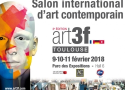 Invitation art3F2018 Guilloteau
