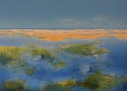 Infini solitude  - 81x65 - Vendu
